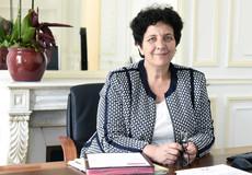 Ministre ESRI - Frederique Vidal